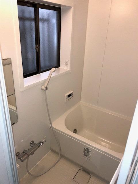 在来浴室からユニットバスへ入替工事